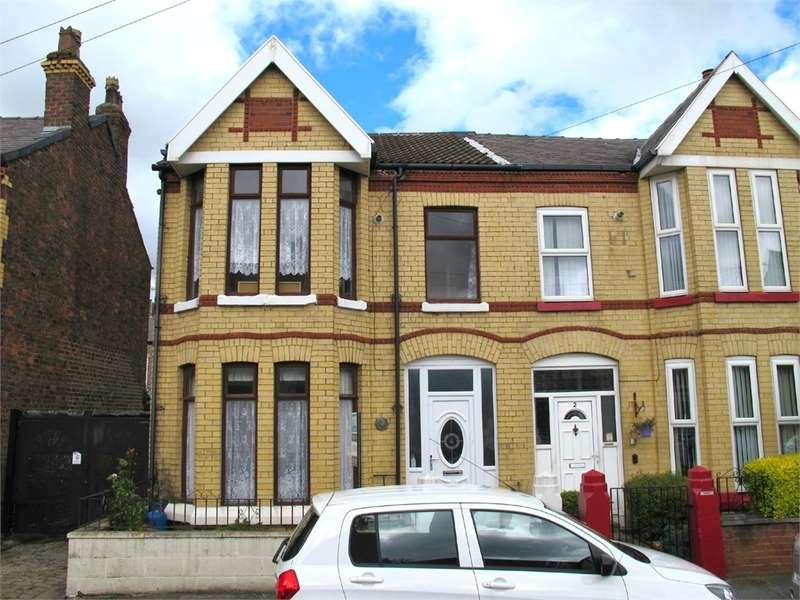 3 Bedrooms Semi Detached House for sale in Somerville Road, Waterloo, LIVERPOOL, Merseyside