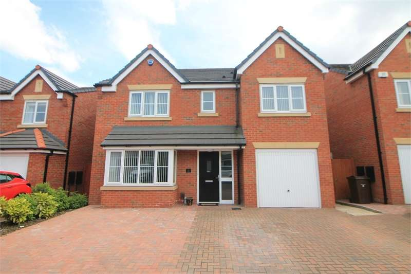 4 Bedrooms Detached House for sale in Braid Crescent, Crosby, Merseyside