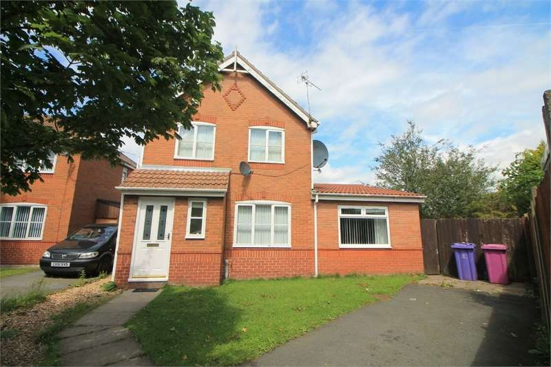 4 Bedrooms Detached House for sale in Leagate, LIVERPOOL, Merseyside