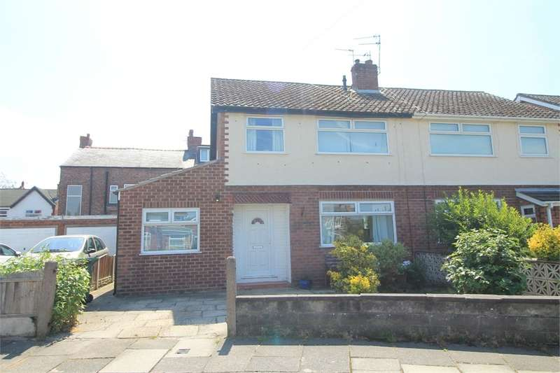 3 Bedrooms Semi Detached House for sale in Kings Road, Crosby, Merseyside