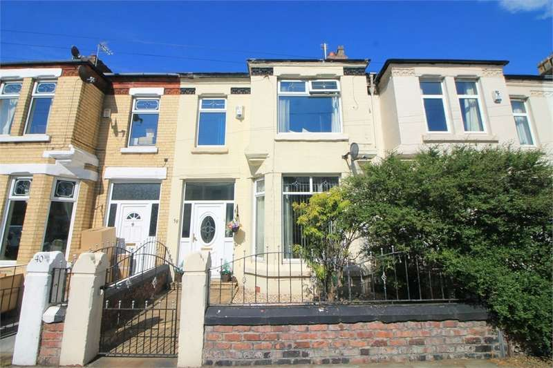 3 Bedrooms Semi Detached House for sale in Ferndale Road, WATERLOO, Merseyside