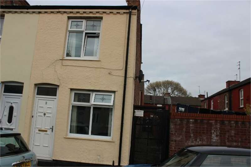 2 Bedrooms Detached House for sale in Rowsley Grove, LIVERPOOL, Merseyside