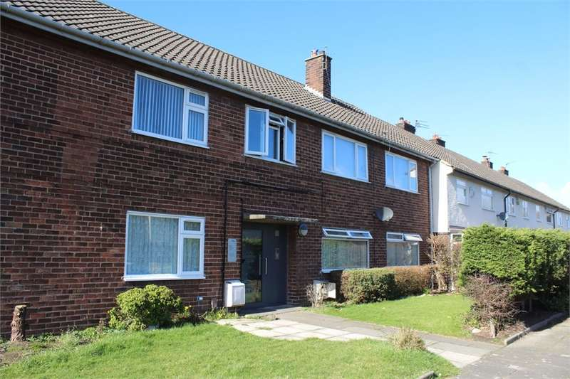 2 Bedrooms Flat for sale in Chester Close, LIVERPOOL, Merseyside