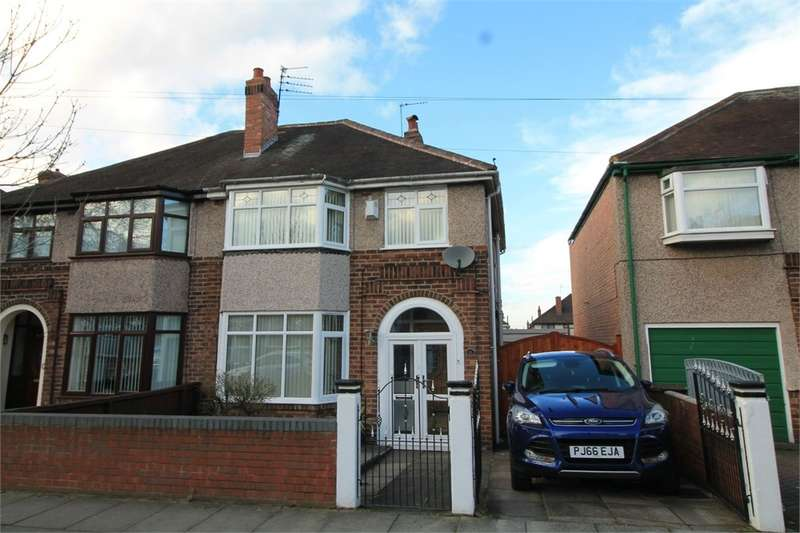 3 Bedrooms Semi Detached House for sale in Thornbridge Avenue, LITHERLAND, Merseyside