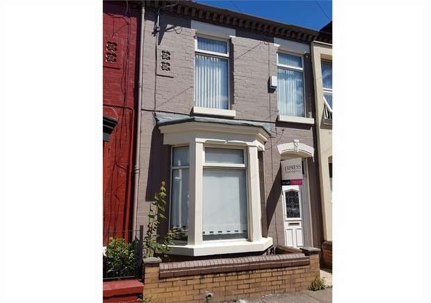 3 Bedrooms Terraced House for sale in Newman Street, Liverpool, Merseyside