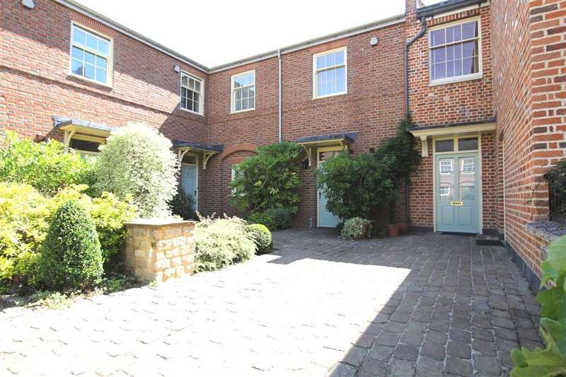 4 Bedrooms Terraced House for sale in Purley Magna, Purley On Thames, Reading, RG8