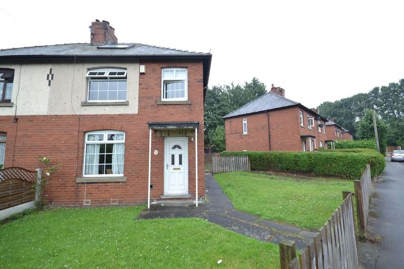 3 Bedrooms Semi Detached House for sale in Church Lane Avenue, Outwood