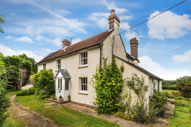 4 Bedrooms Detached House for sale in Horney Common, Ashdown Forest, TN22