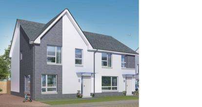 3 Bedrooms Semi Detached House for sale in Prospect Hill, Circus, Glasgow