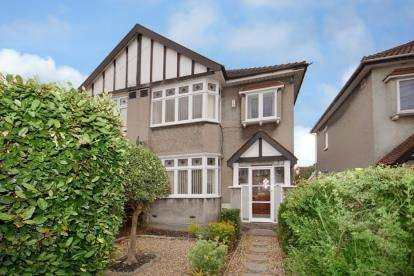 4 Bedrooms Semi Detached House for sale in Vassall Road, Fishponds, Bristol