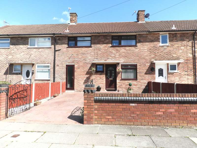 3 Bedrooms Terraced House for sale in Pershore Road, Southdene