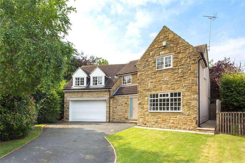 4 Bedrooms Detached House for sale in Lea Croft, Clifford, Wetherby, West Yorkshire, LS23