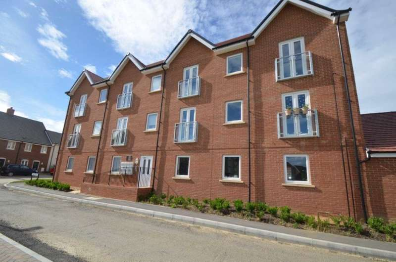 2 Bedrooms Apartment Flat for sale in Newton Leys