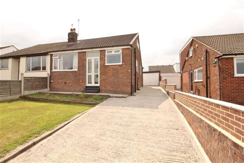 2 Bedrooms Semi Detached House for sale in Ennerdale Road, New Farnley, LS12 5EN