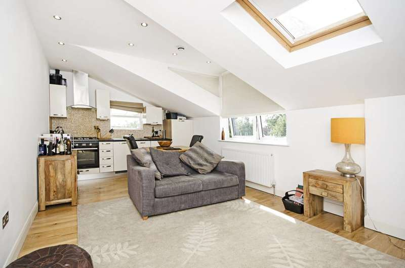 1 Bedroom Flat for sale in Sunningfields Road, Hendon, NW4