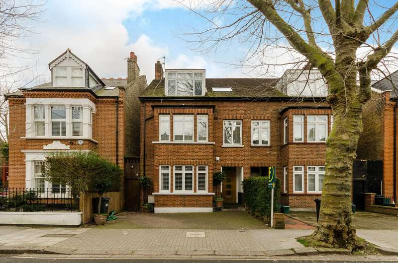 5 Bedrooms House for rent in Thornton Avenue, Chiswick, W4