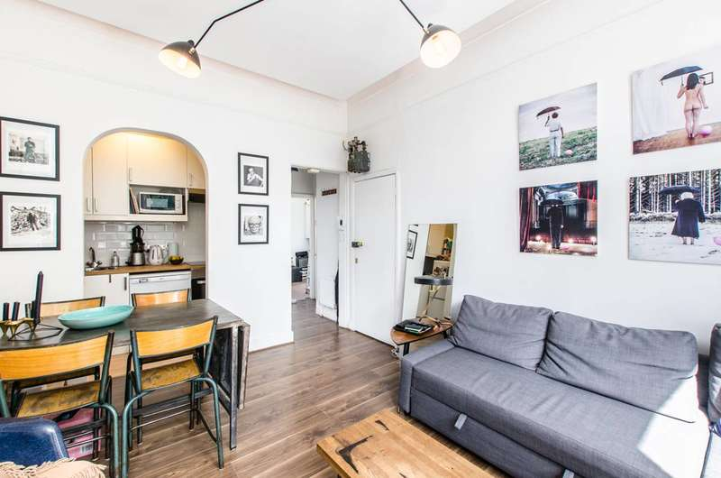 2 Bedrooms Flat for sale in Lady Margaret Road, Kentish Town, NW5