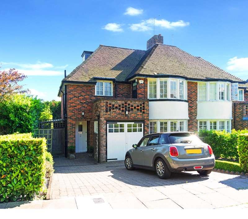 4 Bedrooms House for sale in Maurice Walk, Hampstead Garden Suburb