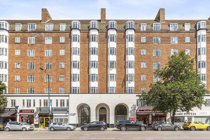 4 Bedrooms Flat for sale in Latymer Court, Hammersmith Road, London