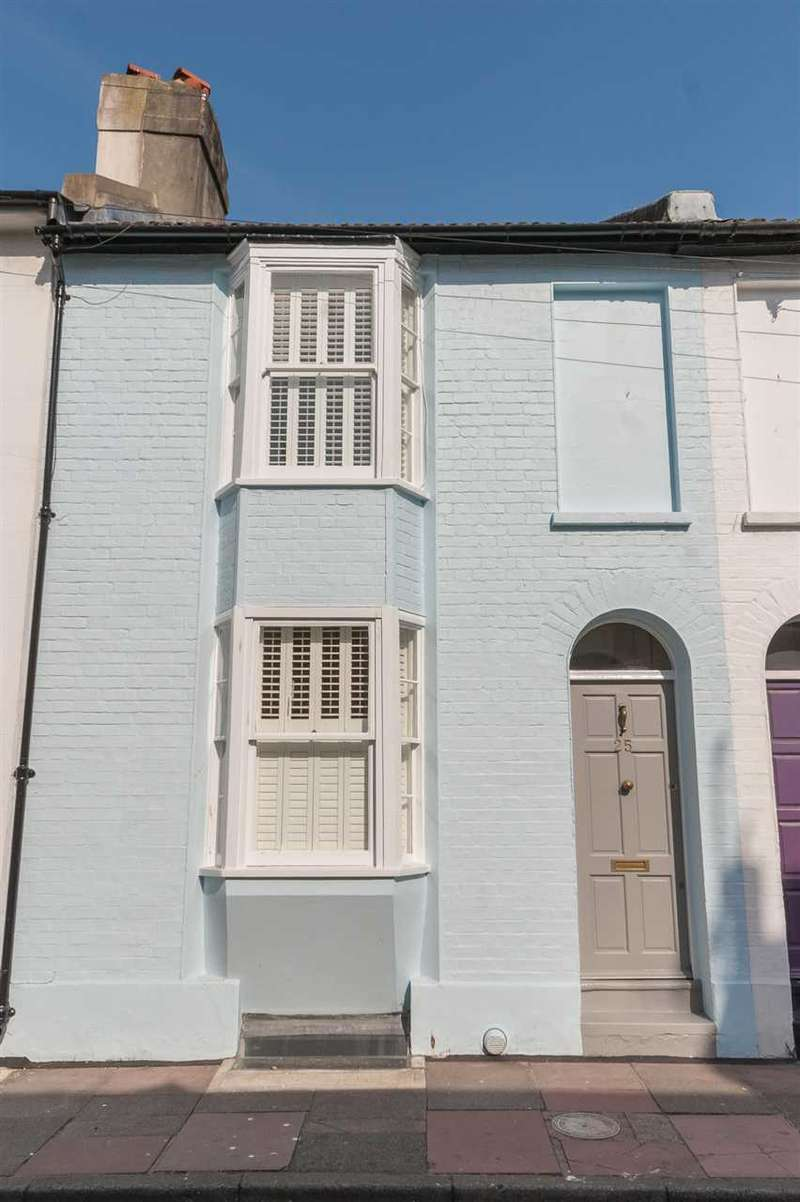 2 Bedrooms House for sale in Queens Gardens, Brighton