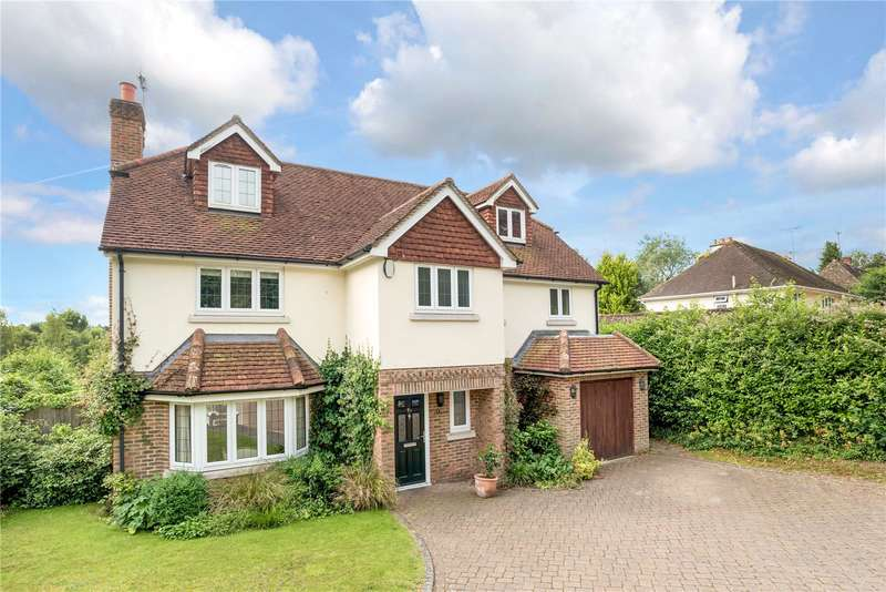6 Bedrooms Detached House for sale in Echo Barn Lane, Wrecclesham, Farnham, Surrey, GU10