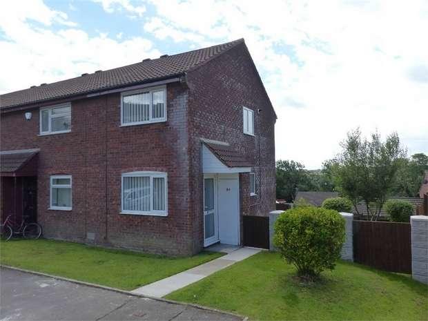 2 Bedrooms End Of Terrace House for sale in Hazeldene Avenue, Brackla, Bridgend, Mid Glamorgan