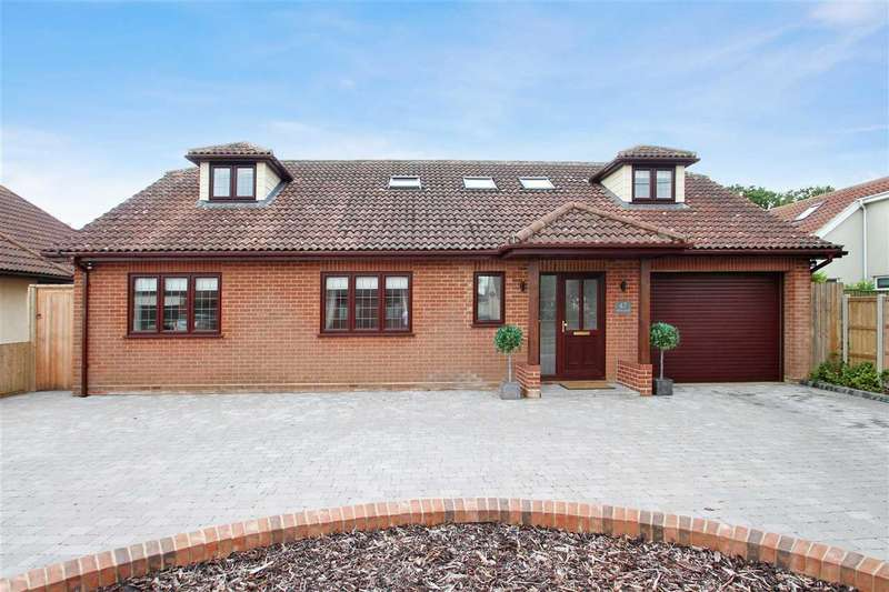 6 Bedrooms Detached House for sale in Windrush Road, Kesgrave, Ipswich