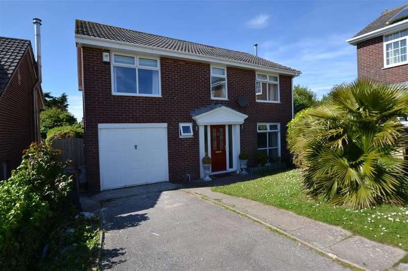 4 Bedrooms Detached House for sale in Veasy Park, Plymouth