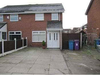 3 Bedrooms Semi Detached House for sale in Finch Lea Drive, Dovecot, Liverpool