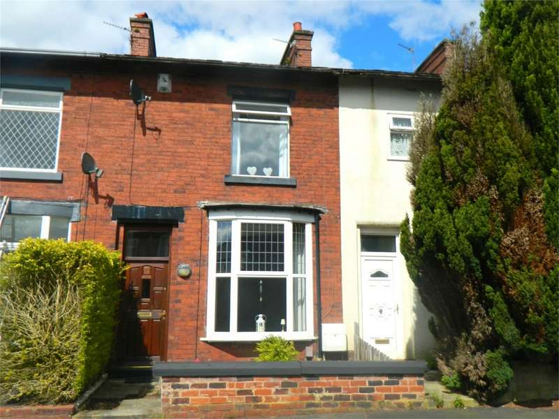 2 Bedrooms Terraced House for sale in Queens Avenue, Bromley Cross, Bolton, Lancashire