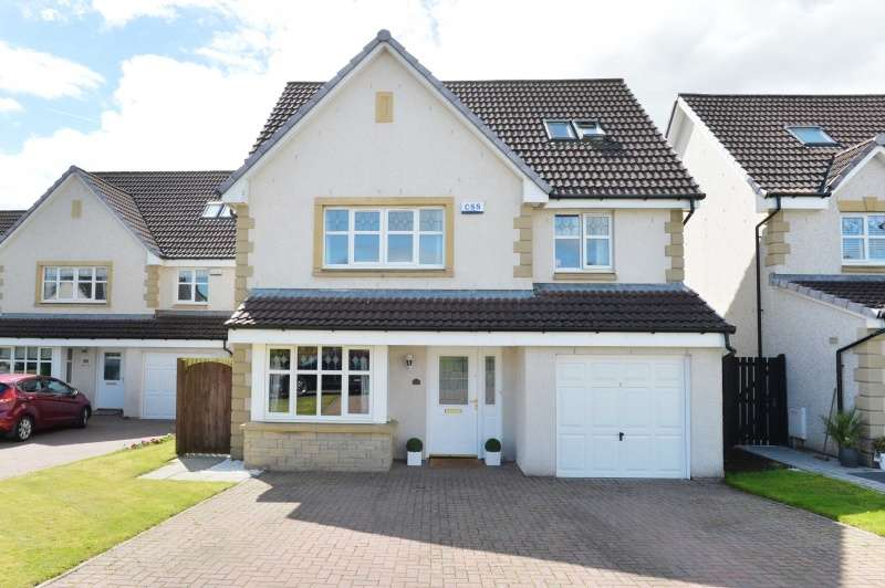 5 Bedrooms Detached Villa House for sale in Bruce Avenue, Cambuslang, Glasgow, G72 8SX