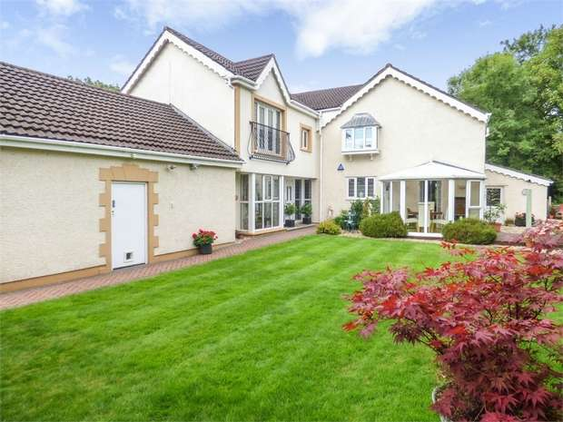5 Bedrooms Detached House for sale in Pen-Y-Fai, Bridgend, Mid Glamorgan