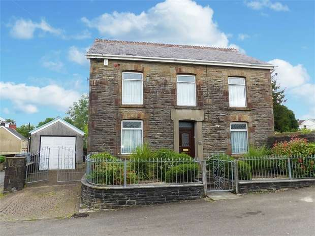 4 Bedrooms Detached House for sale in Water Street, Gwaun Cae Gurwen, Ammanford, West Glamorgan