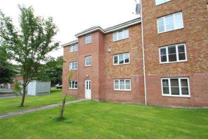 1 Bedroom Flat for sale in Tullis Gardens, Glasgow, Lanarkshire