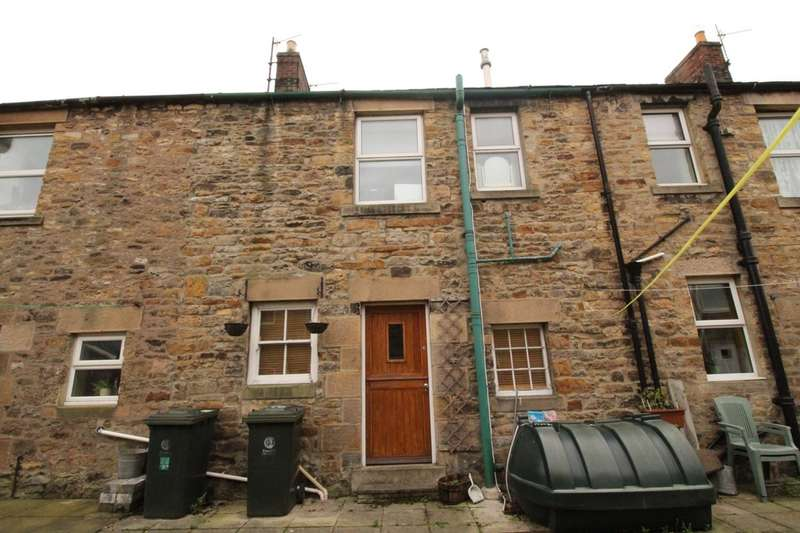 2 Bedrooms Terraced House for sale in Smiths Terrace, Haydon Bridge