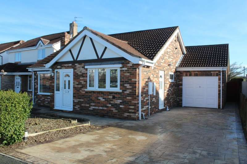 2 Bedrooms Detached Bungalow for sale in St. Catherine Close, Fishburn
