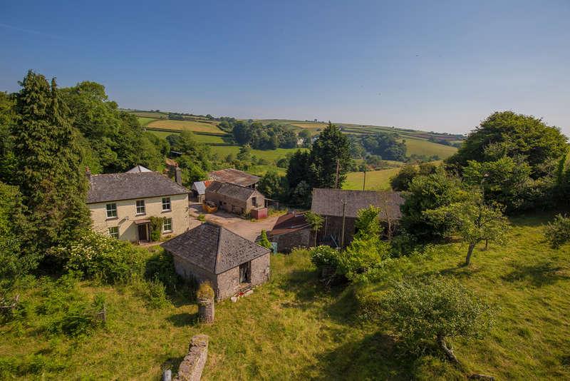 5 Bedrooms Land Commercial for sale in Darnacombe Farm, Slapton
