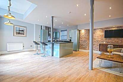 2 Bedrooms Flat for sale in Wheeler Gate, Nottingham