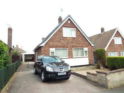 3 Bedrooms Bungalow for sale in Whitburn Road, Toton, Nottingham