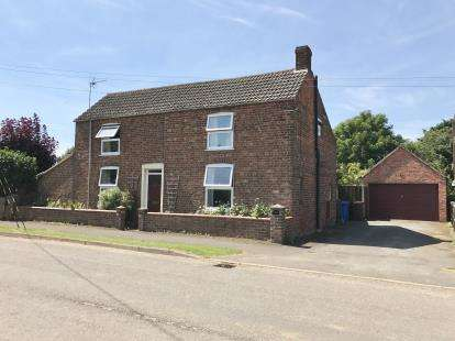 4 Bedrooms Detached House for sale in Holme Road, Kirton Holme, Boston, Lincolnshire