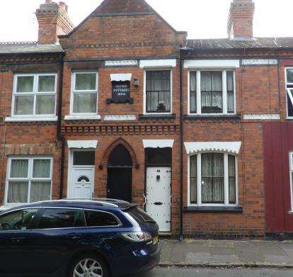 2 Bedrooms Terraced House for sale in Hughenden Drive, Leicester, Leicestershire