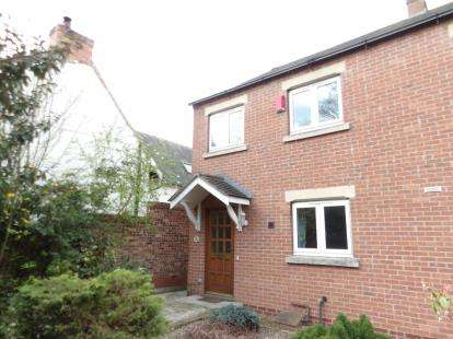 3 Bedrooms Semi Detached House for sale in London Road, Kegworth, Derby