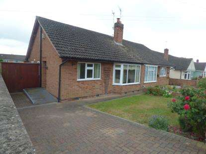 2 Bedrooms Bungalow for sale in Norfolk Road, Wigston, Leicestershire