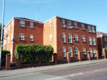 2 Bedrooms Flat for sale in Queens Road, Manchester, Greater Manchester