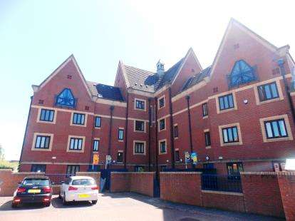 1 Bedroom Flat for sale in Trinity Mews, Thornaby, Stockton-On-Tees, Durham