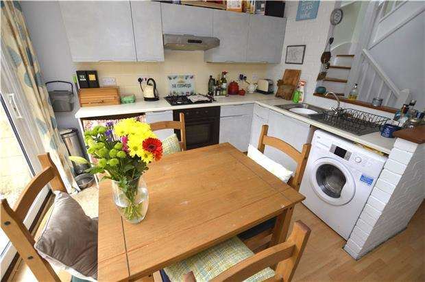 2 Bedrooms Terraced House for sale in Belvedere Mews, Chalford, Gloucestershire, GL6 8PF