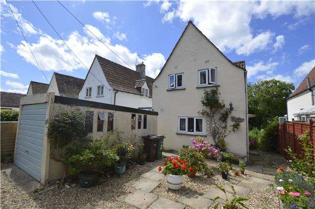 3 Bedrooms Detached House for sale in Thrupp Lane, Thrupp, Gloucestershire, GL5 2DG