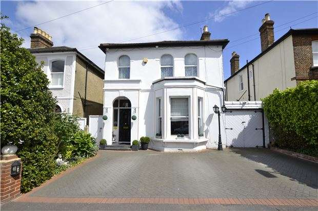 4 Bedrooms Detached House for sale in Charlotte Road, WALLINGTON, Surrey, SM6 9AX