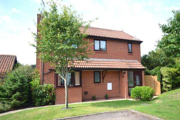 3 Bedrooms Detached House for sale in Dukes Close, Otterton, Budleigh Salterton, Devon