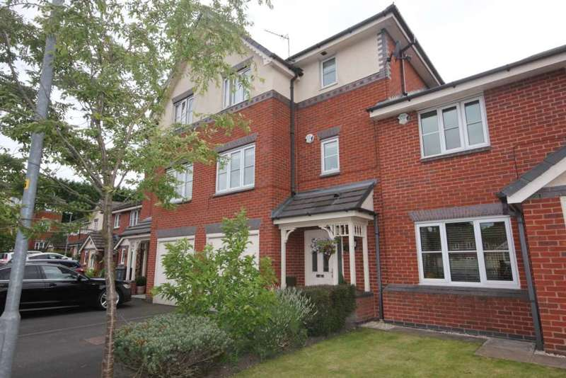 4 Bedrooms Town House for sale in Bakery Court, Ashton Under Lyne